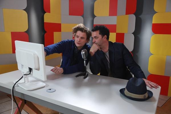 Show Vylomeniny uvádí Tomáš Měcháček a Martin Dejdar. Foto: TV Prima
