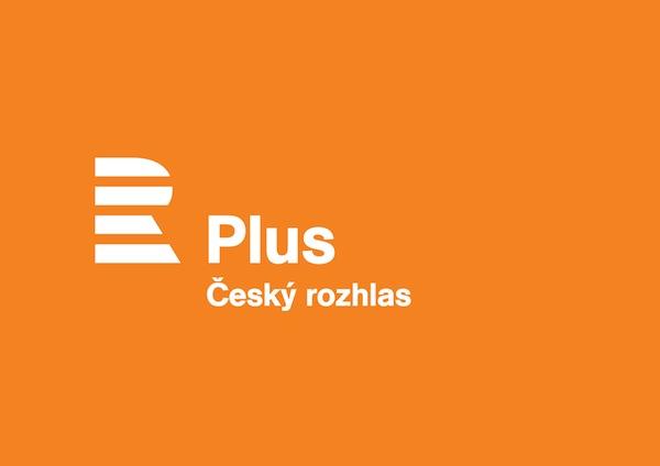 Logo Českého rozhlasu Plus, nové stanice mluveného slova