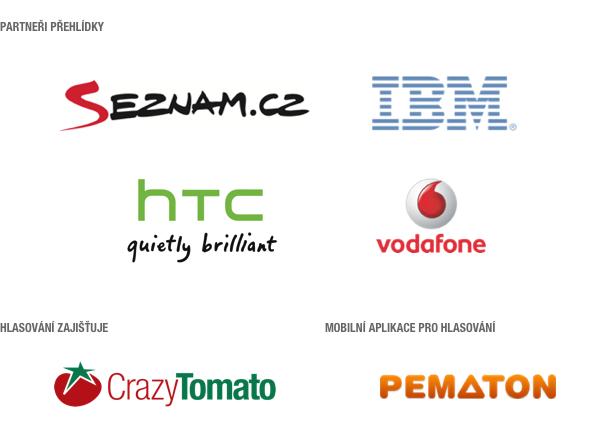 Partneři přehlídky AppParade