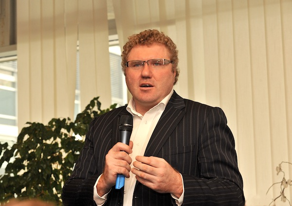 Programový ředitel ČT Milan Fridrich. Foto: ČT