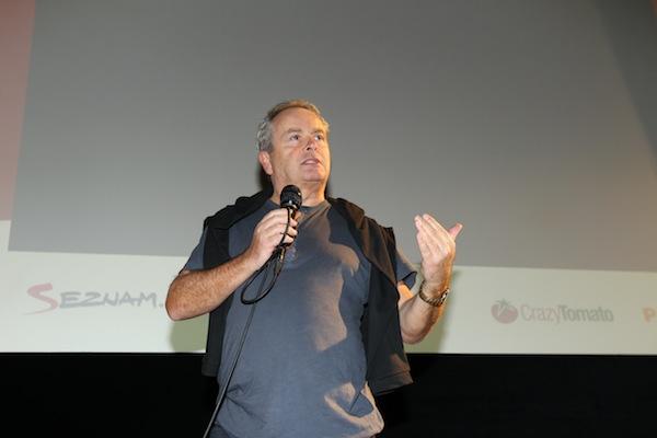 Alexander Hemala rozjel desátou AppParade. Foto: Tomáš Pánek
