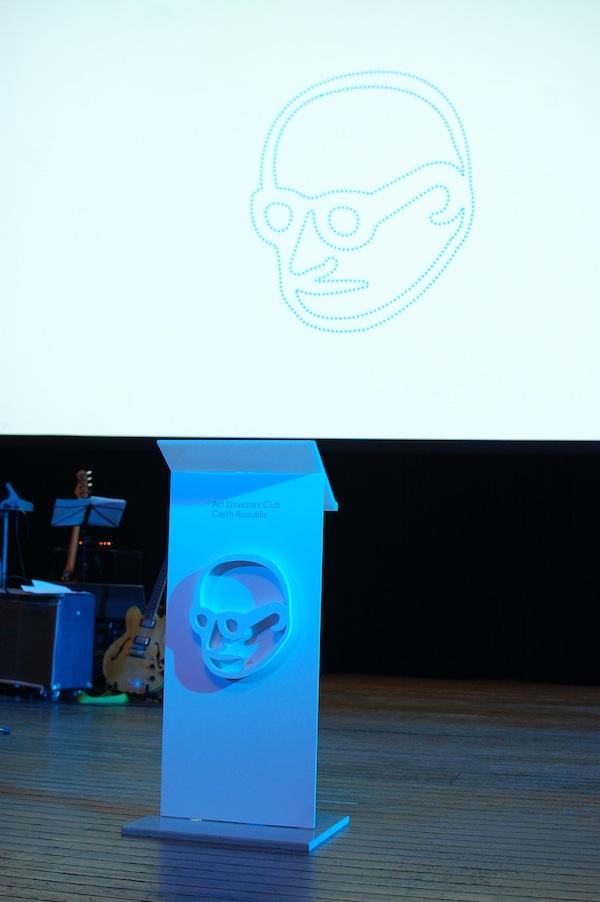 Vizuální vyjádření letošního ročníku stálo na logu českého ADC