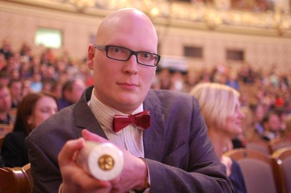 Jan Tomášek, kreativní ředitel Leagas Delaney