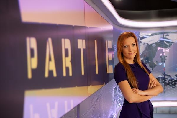 Lenka Pastorčáková. Foto: TV Prima