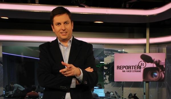 Tomáš Hauptvogel. Foto: TV Prima