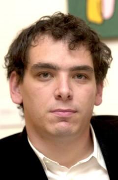 Daniel Köppl, rok 2001. Foto: ČTK