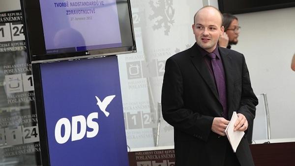 Jiří Sochor. Foto: ODS
