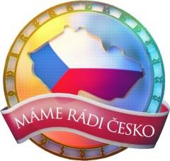 Logo show Máme rádi Česko