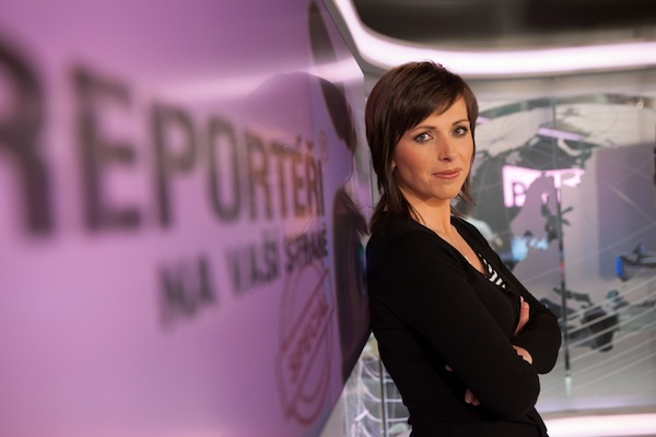 Monika Zajícová. Foto: TV Prima