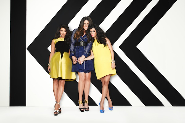 Mezi hlavní tváře kanálu E! patří sestry Kardashianovy. Foto: Timothy White/E!