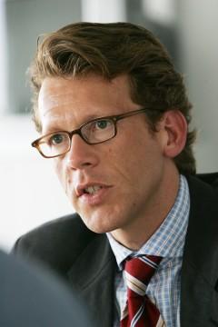 André Warnecke. Foto: Economia