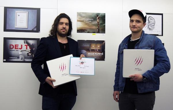 Vítězové Roman Biath a Pavel Hejný. Foto: Jan Marcinek