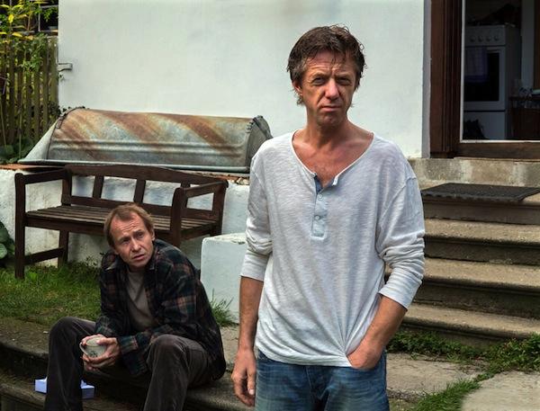 Nejúspěšnějším dílem Nevinných lží byl Druhý dech, v němž se Jiří Langmajer jako hlava rodiny snaží vyrovnat s náhlou ztrátou dobře placeného zaměstnání. Foto: ČT