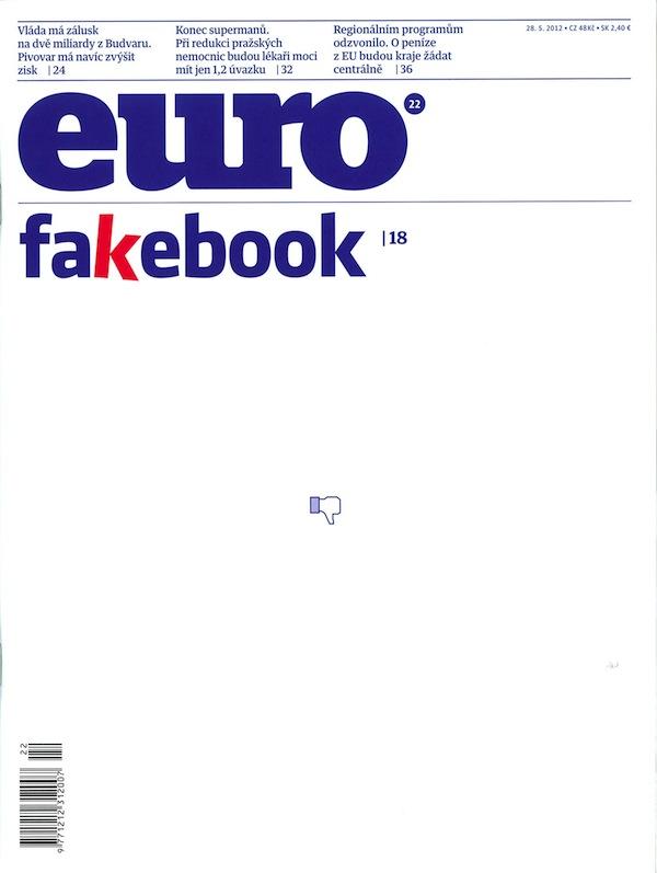 Obálka roku: Euro č. 22/2012