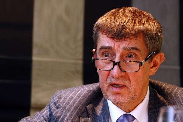 Andrej Babiš. Foto: Profimedia.cz, Economia
