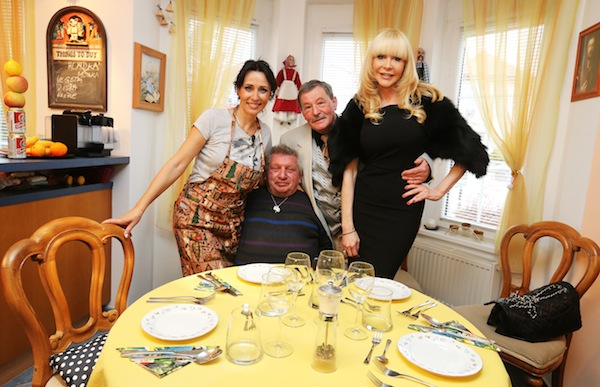 Což takhle dát si VIP? Foto: TV Barrandov