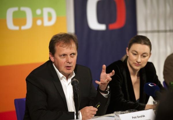 Kateřina Kalistová se včera účastnila prezentace dětského kanálu ČT ve Zlíně. Foto: ČTK/Němec Zdeněk