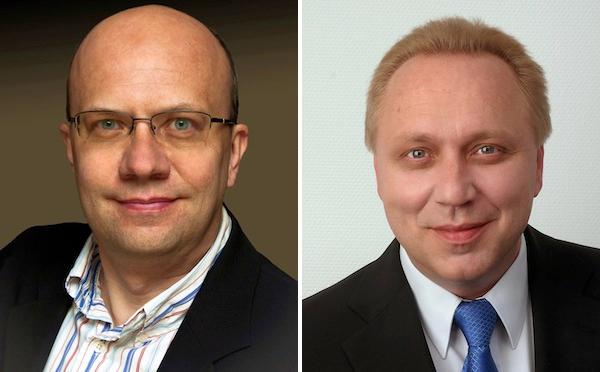 Jiří Čihák a Jiří Klíčník