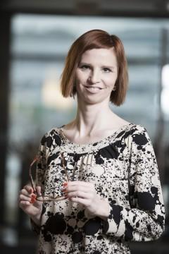 Jana Heřmánková. Foto: archiv J. H.