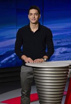 Michal Hrdlička. Foto: TV Nova