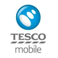 Logo služby Tesco Mobile