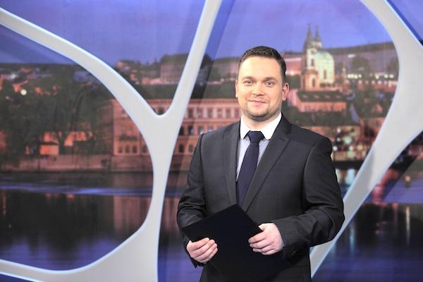 Tomáš Vyšohlíd. Foto: TV Barrandov