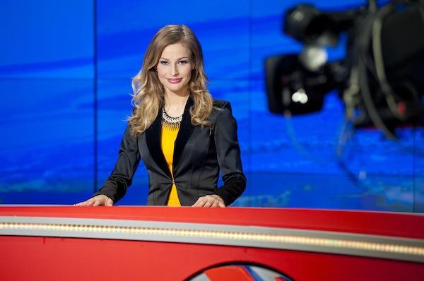Petra Svoboda. Foto: TV Nova