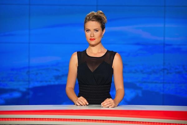 Emma Smetana. Foto: TV Nova
