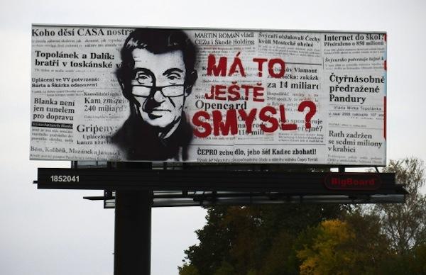 Na podzim 2012 šlo Babišovo hnutí do senátních voleb. Kredit: ČTK/Sojka Libor