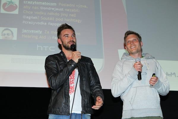 Tomáš Novotný a Tomáš Zástěra prezentují kulturního průvodce Qool