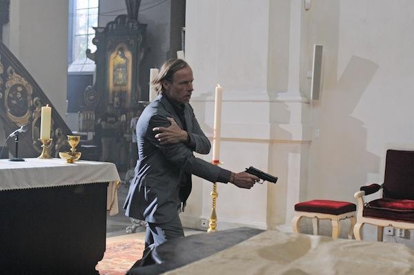 Karel Roden v seriálu Pohřešovaný. Foto: TV Prima
