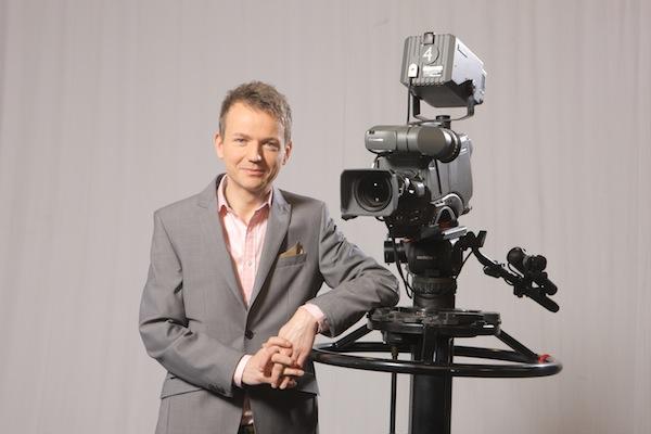 Petr Lesák, programový ředitel televize Barrandov