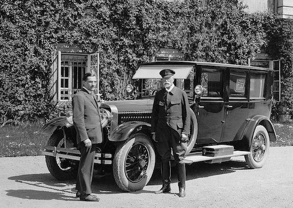 TGM a Hispano Suiza. Foto: Škoda Auto