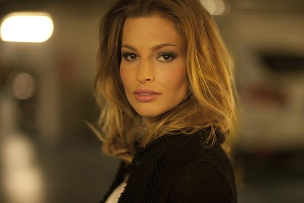 Petra Svoboda je také modelka. Foto: TV Nova