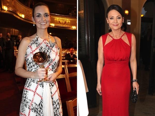 Daniela Písařovicová dostala v roce 2010 cenu divácké popularity TýTý v kategorii Objev roku. Jolana Voldánová se v letech 1998, 2005, 2006 a 2010 umístila na prvním místě v kategorii Osobnost televizního zpravodajství.