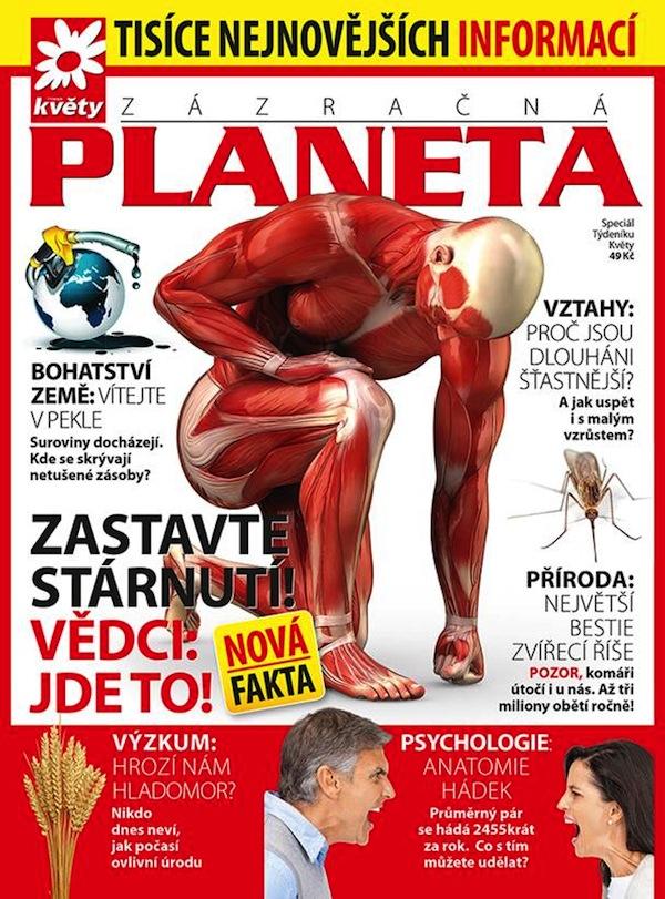 Titulní strana Zázračné planety