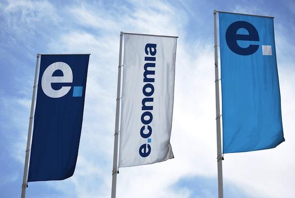Nové logo Economie od Dynamo Design