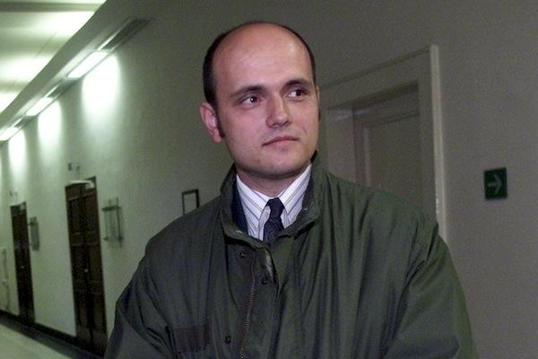Odborářský boss Burdy Ivan Brezina, na archivním snímku z roku 2001. Foto: Dan Materna / Mafra / Profimedia.cz