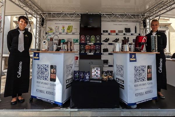 Uvedení nákupní mobilní aplikace Tchibo provází roadshow po českých městech