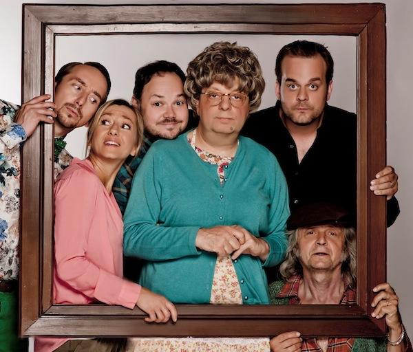 Jedinou novinkou podzimu na Nově je sitcom Pan Máma podle britského vzoru. Foto: TV Nova