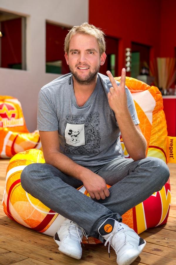 Libor Bouček bude letos na podzim také moderátorem čtvrté řady show VyVolení televize Prima. Foto: TV Prima
