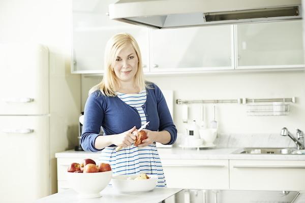 Dita Pecháčková vytvořila s Davidem Ondříčkem televizní verzi své kuchařky. Foto: ČT