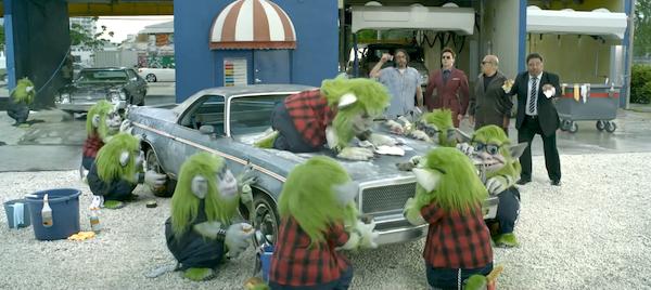 Nová kampaň: HTC znamená Hipster Troll Carwash. Nebo cokoli jiného