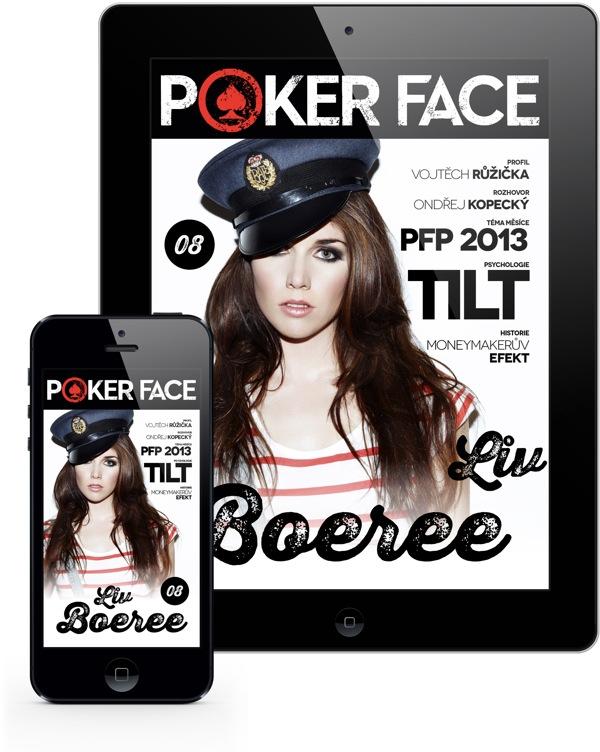 Poker Face lze stáhnout do tabletu i do mobilu