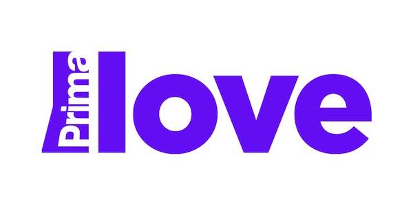 Logo Prima Love v nové barvě