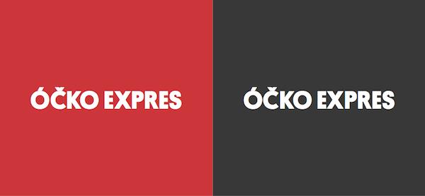 Logo nové stanice z rodiny Óčka