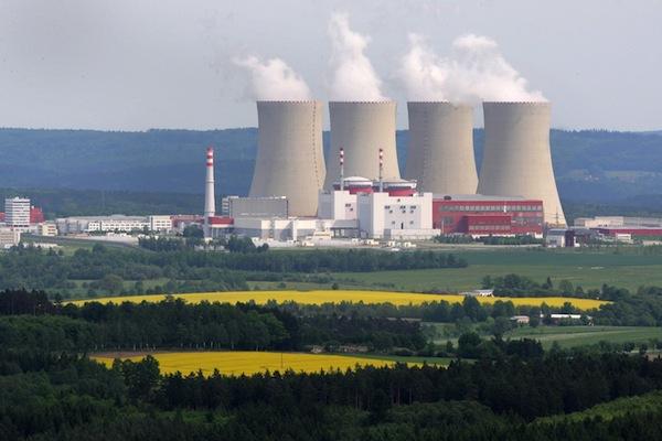 Rosatom se uchází o lukrativní kontrakty na dostavbu elektrárny Temelín. Foto: Slavomír Kubeš / Mafra / Profimedia.cz