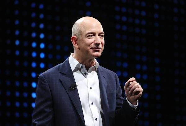 Jeff Bezos. Foto: Profimedia.cz