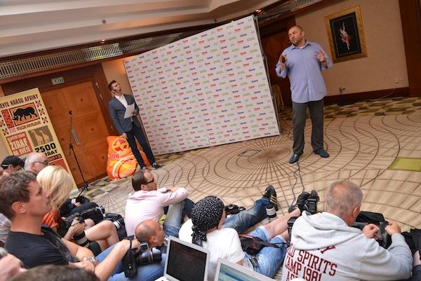 Petr Vladyka hovořil minulý čtvrtek 1. srpna na důležité tiskové konferenci Primy k podzimu