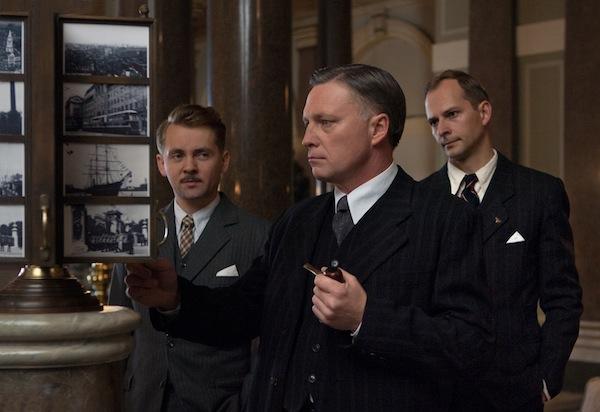 Kulka pro Heydricha: Michal Dlouhý jako Emil Strankmüller. Foto: ČT